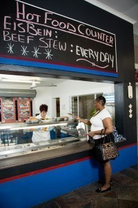 Theron's Meat - Food Counter