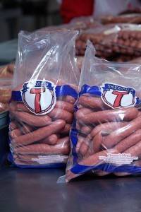 Theron's Meat - Sausages