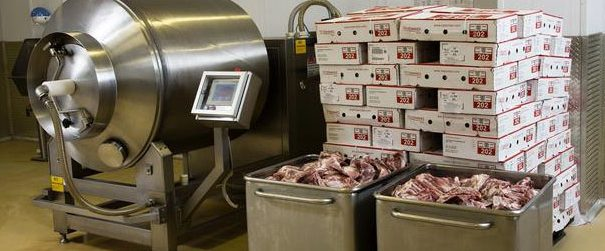 Theron's Meat - Meat And Meat processor